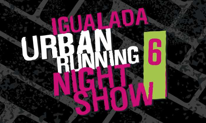 IGUALADA Urban Running Night Show