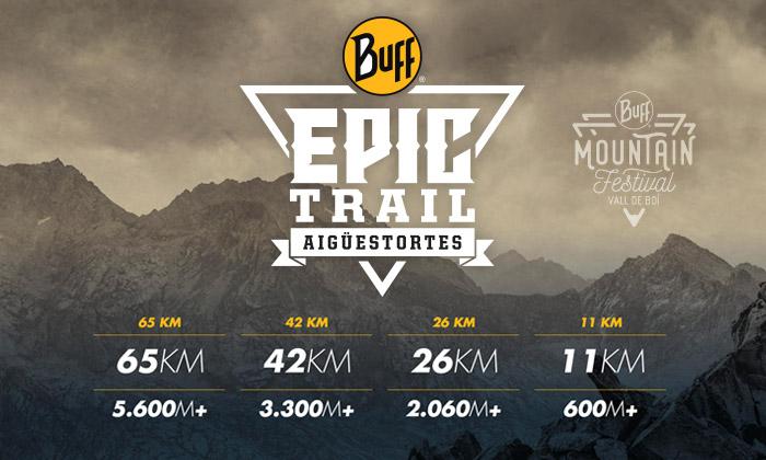 BUFF� Epic Trail Aig�estortes