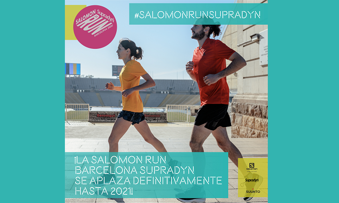 SALOMON RUN SUPRADYN®