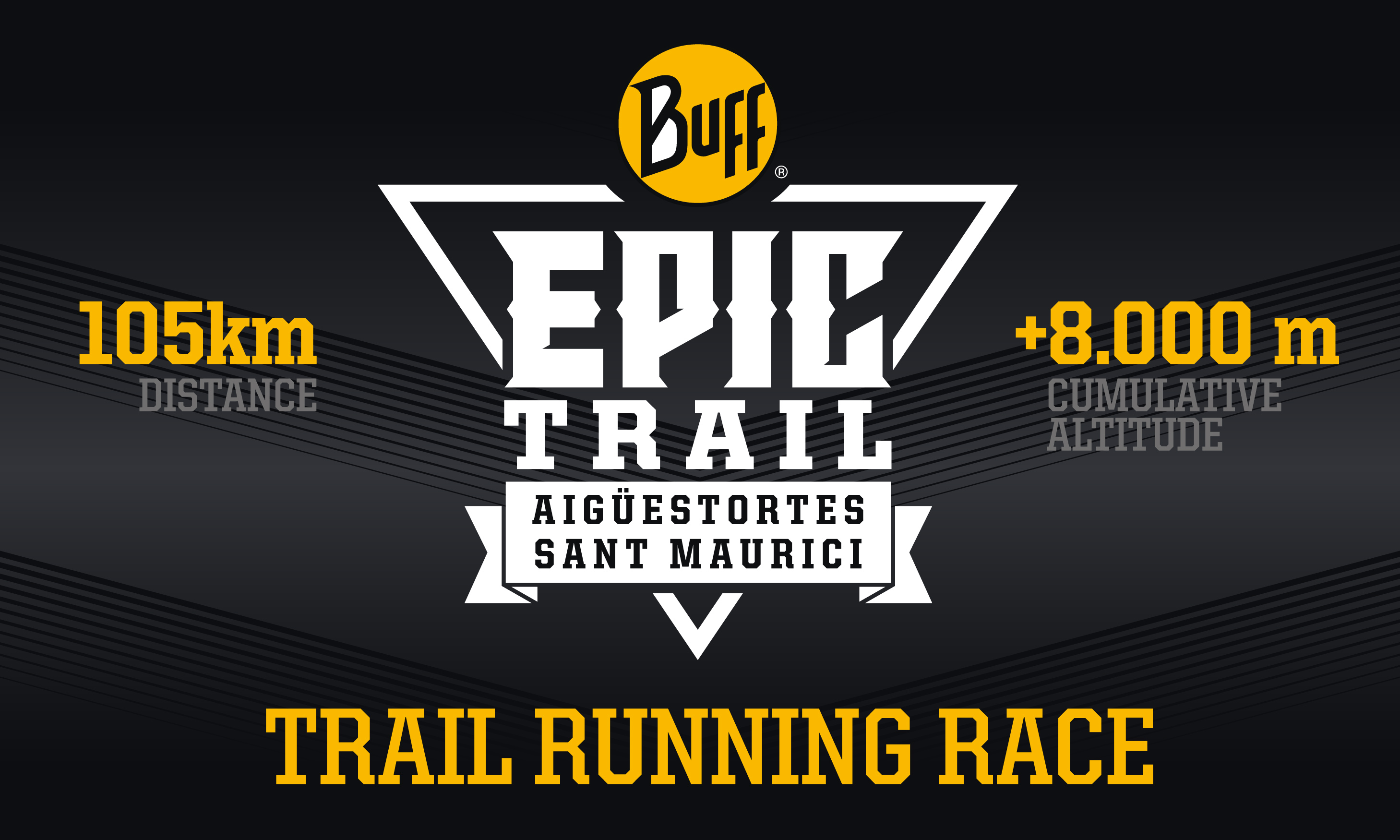 BUFF® Epic Trail 105KM - 42KM - 21KM
