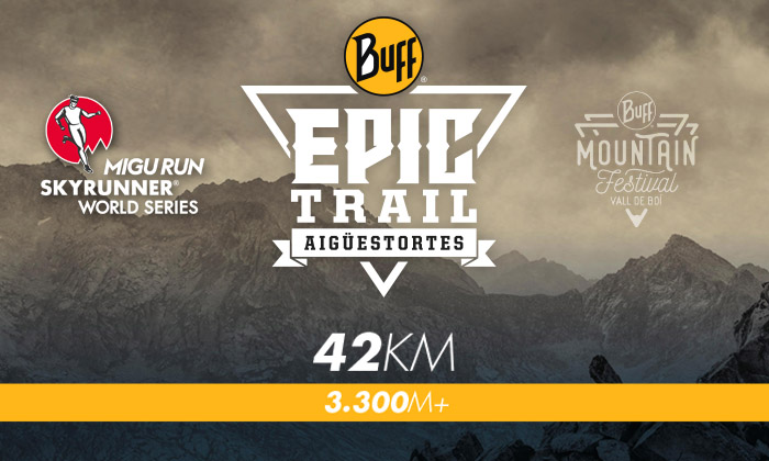 BUFF® Epic Trail Aigüestortes