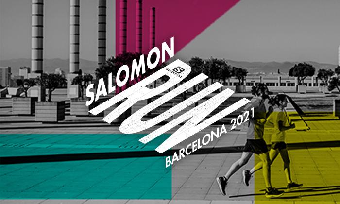 SALOMON RUN BARCELONA